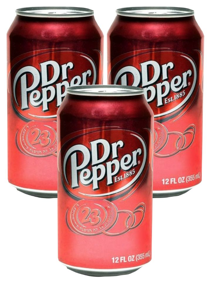 Refresco Dr Pepper Classic 330 ml