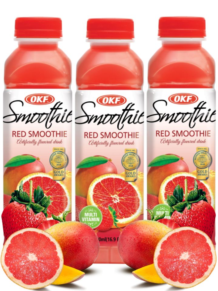 Smoothie Red 500ml